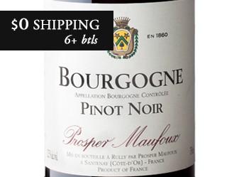 2015 Prosper Maufoux Bourgogne