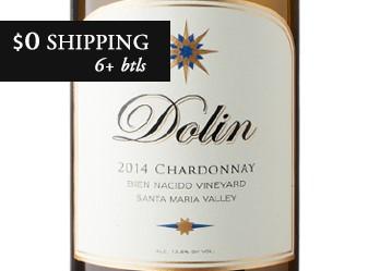 2014 Dolin Bien Nacido Chardonnay