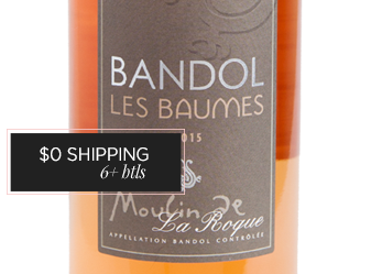 2015 Moulin de la Roque Rosé
