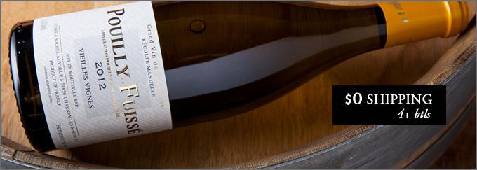 2012 Dom Auvigue Pouilly-Fuissé Blanc