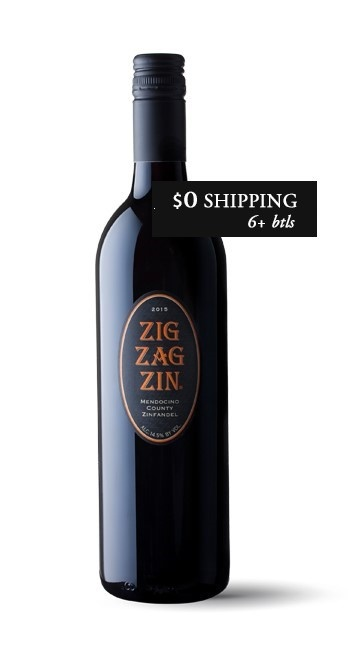 2015 Zig Zag Zin