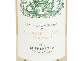 2013 Grand Napa Vyds Sauvignon Blanc