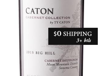 2015 Ty Caton Big Hill Cabernet Sauv