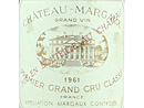 1961 Chateau Margaux