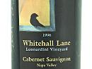 1996 Whitehall Lane Cab Sauv