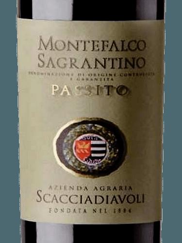 2012 Scacciadiavoli Passito