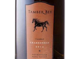 2016 Tamber Bey Unoaked Chardonnay