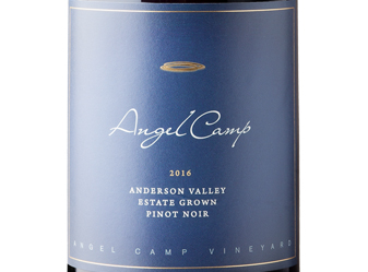 2016 Angel Camp Vineyards Pinot Noir