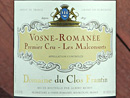 2010 Albert Bichot Vosne Romanee 1er