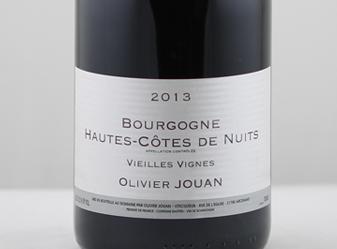 2013 Olivier Jouan Vieilles Vignes
