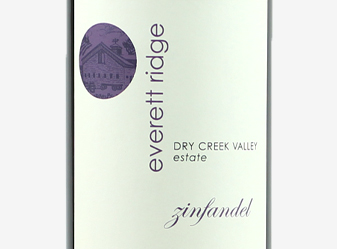 2009 Everett Ridge Zinfandel