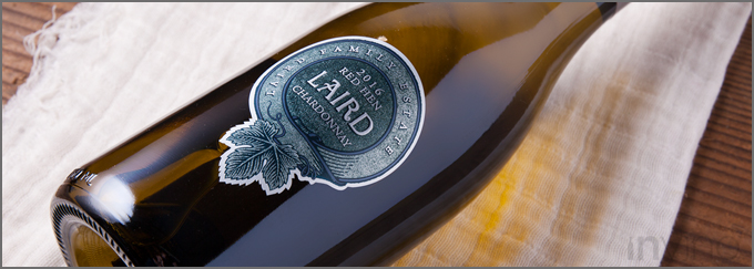 2016 Laird Red Hen Estate Chardonnay