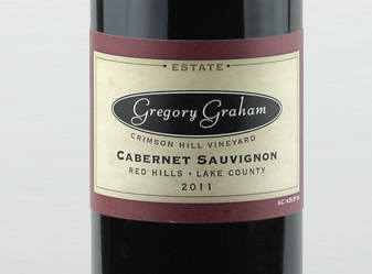 2011 Gregory Graham Estate Cab Sauv