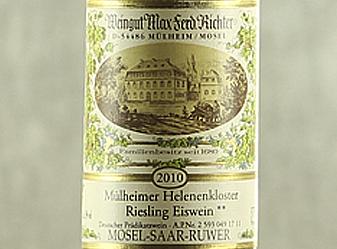 2010 Richter Riesling Eiswein 375ml