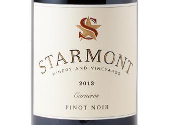 2013 Merryvale Starmont Pinot Noir