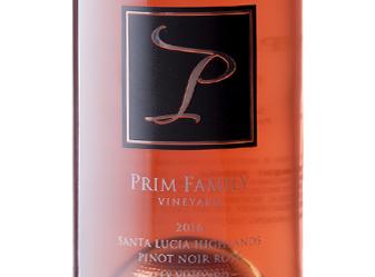 2016 Prim Pinot Noir Rosé