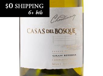 2013 Casas del Bosque Chardonnay