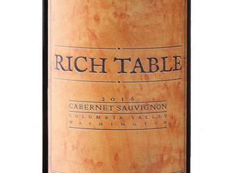 2016 Rich Table Cabernet Sauvignon