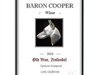 2012 Baron Cooper Old Vin Zinfandel