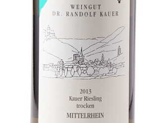 2013 Dr. Kauer Riesling