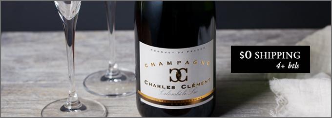 NV Charles Clément Cuvée Champagne
