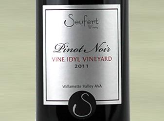 2011 Seufert Vine Idyl Pinot Noir