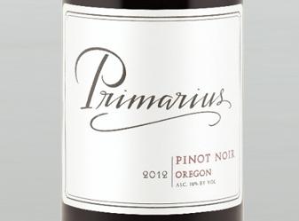 2012 Primarius Pinot Noir