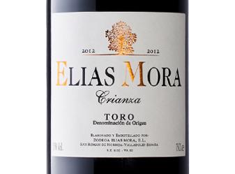 2012 Elias Mora Crianza (Tempranillo)