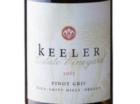 2015 Keeler Estate Pinot Gris