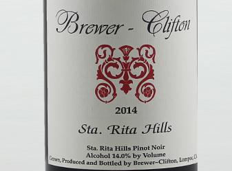 2014 Brewer Clifton Pinot Noir