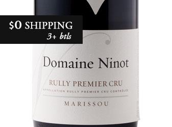 2013 Domaine Ninot Rully 1er Cru