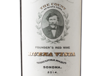 2014 Buena Vista The Count Red