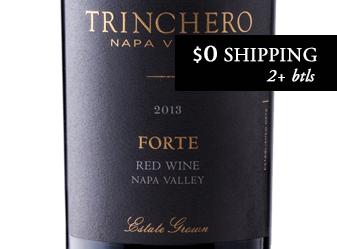 2013 Trinchero Estate Grown Forte Red