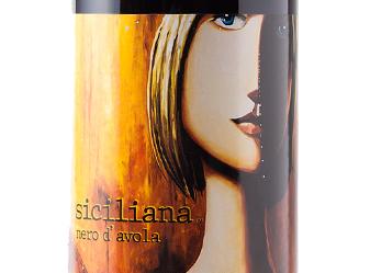 2016 La Bella Siciliana Nero d'Avola