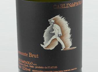 Carlin de Paolo Spumante Brut
