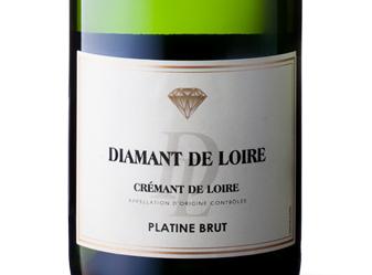 NV Diamant de Loire Platine Brut