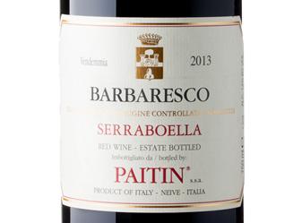 2013 Paitin Serraboella Barbaresco