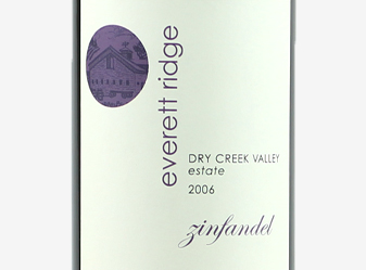 2006 Everett Ridge Zinfandel