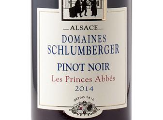 2014 Domaines Schlumberger Pinot Noir