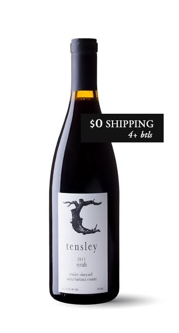 2013 Tensley Vineyard Syrah
