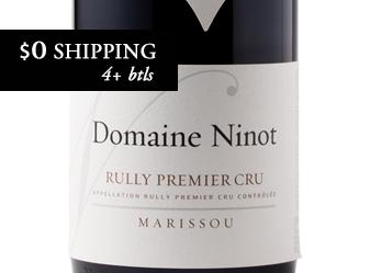2013 Domaine Ninot Rully Premier Cru