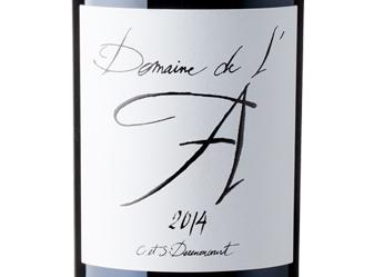 2014 Domaine De L'A Rouge