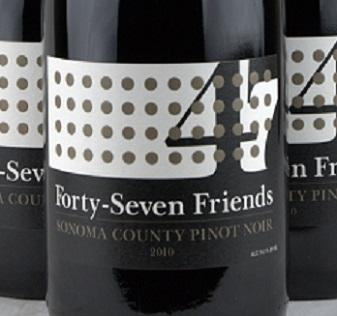 2010 Forty Seven Friends Pinot Noir