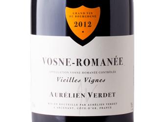 2012 Verdet Vosne-Romanée