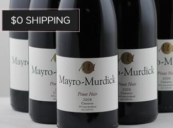 2008 Mayro-Murdick Pinot Noir