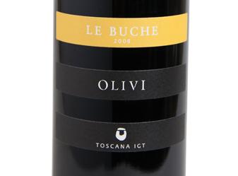 2008 Le Buche Olivi 'Le Buche'
