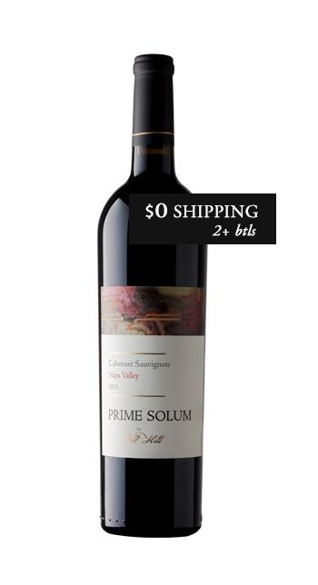2013 Prime Solum Cabernet Sauvignon