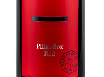 2012 Henry's Drive Pillar Box