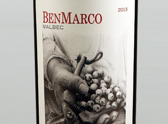 2013 BenMarco Malbec