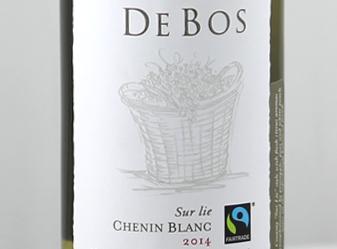 2014 De Bos Sur Lie Chenin Blanc
